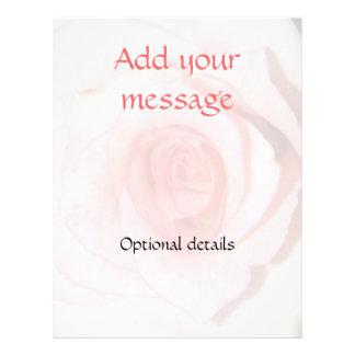Aviador color de rosa del fondo tarjetas publicitarias