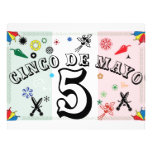 "Aviador de Cinco de Mayo Folleto 8.5"" X 11"""