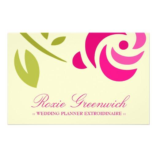 Aviador de Extroidinaire del rosa color de rosa 31 Flyer A Todo Color