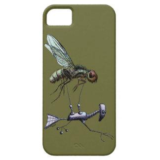Aviador de la mosca iPhone 5 protector