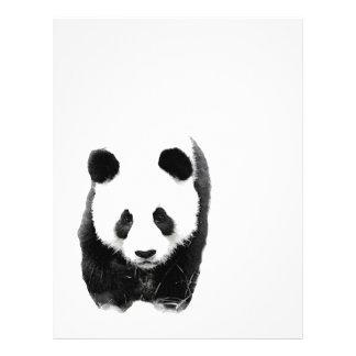 """Aviador de la panda folleto 8.5"""" x 11"""""""