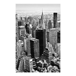 Aviador de New York City Tarjetón