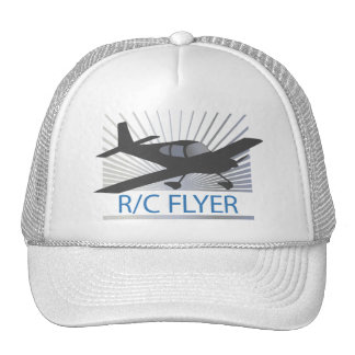 Aviador de R/C Gorros Bordados