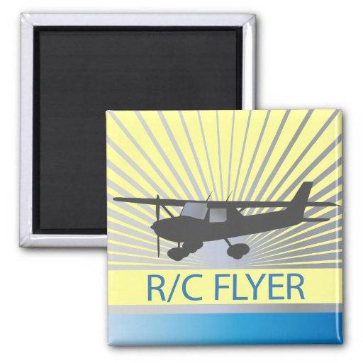 Aviador de R/C Imán