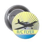 Aviador de R/C Pin