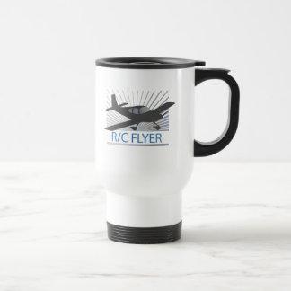 Aviador de R/C Tazas De Café