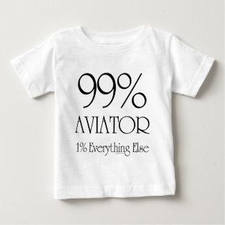 Aviador del 99% polera