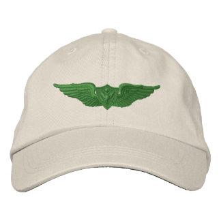 Aviador del ejército gorras de beisbol bordadas