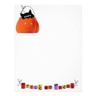 Aviador del fiesta de Halloween Tarjeta Publicitaria