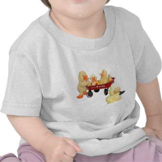 Aviador Ducky Camisetas