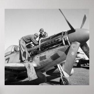 Aviadores de Tuskegee: 1945 Póster
