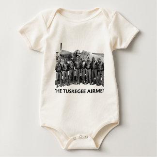 Aviadores de Tuskegee Body Para Bebé