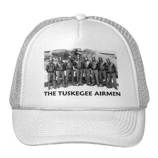 Aviadores de Tuskegee Gorras