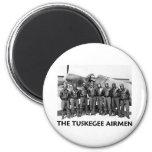 Aviadores de Tuskegee Imán De Frigorífico