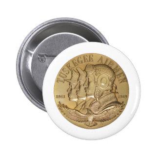 Aviadores de Tuskegee, metal-de-honor Pins
