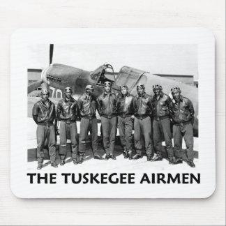 Aviadores de Tuskegee Mousepads