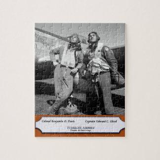 Aviadores de Tuskegee Puzzle
