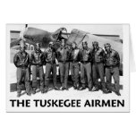 Aviadores de Tuskegee Tarjeta De Felicitación