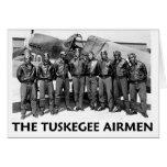 Aviadores de Tuskegee Tarjetas