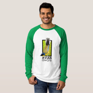 Avian Aware Logo Tee- Choose your colors! T-Shirt
