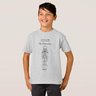 Aviano Ballet Program Boys Nutcracker T-Shirt