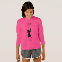 Aviano Ballet Program Girls Nutcracker Long Sleeve T-Shirt