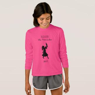 Aviano Ballet Program Girls Nutcracker Long Sleeve T-Shirt