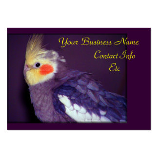 Aviary Business Cards