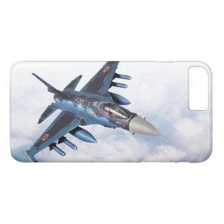 "Aviation Art Device Cass ""Mitsubishi F-2 "" iPhone 8 Plus/7 Plus Case"