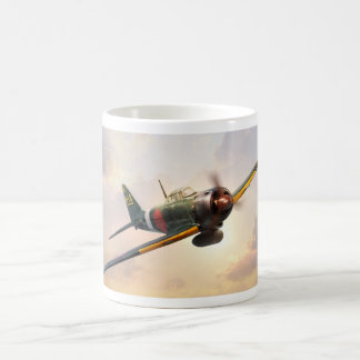 "Aviation Art mug ""A6M Zero """