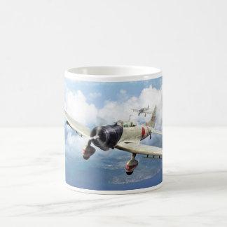 """Aviation Art Mug """"Aichi D3A """"Val """""""