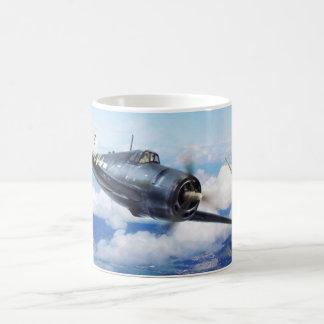 """Aviation Art mug """"F6F Hellcat """""""