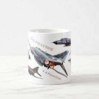 """Aviation Art Mug """"F-4 Phantom """""""