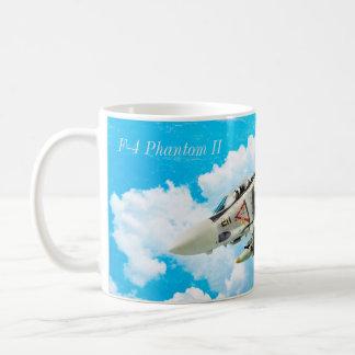 "Aviation Art Mug ""F-4 Phantom II """