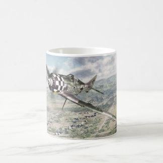 """Aviation Art mug """"Focke-Wulf FW-190A-6 """""""