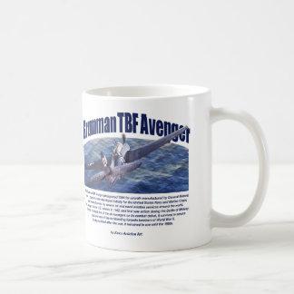 "Aviation Art mug ""Grumman TBF Avenger"""