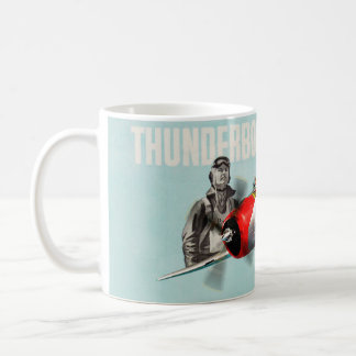 "Aviation Art mug ""Republic P-47 Thunderbolt """