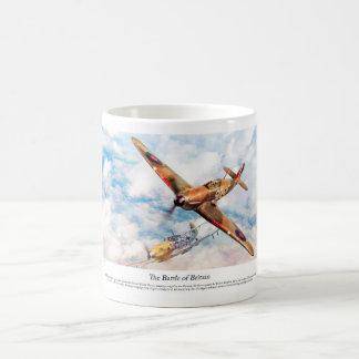 "Aviation Art Poster ""Hawker Hurricane "" Coffee Mug"