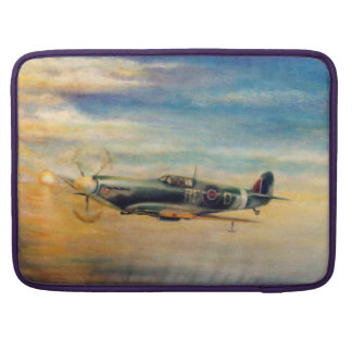 Aviation Art Sleeve For MacBooks
