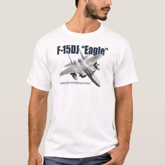 """Aviation Art T-shirt """"F-15DJ Eagle """""""