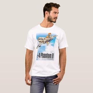"Aviation Art T-shirt ""F-4 Phantom II """