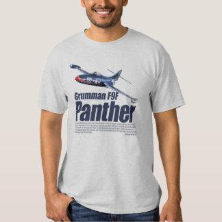 "Aviation Art T-shirt ""Grumman F9F Panther"""
