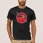 "Aviation Art T-shirt ""Mitsubishi J2M Raiden ""Jack"""