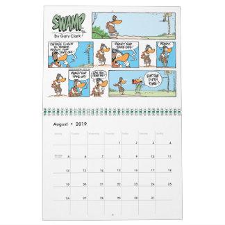 Aviation Cartoon Collection Calendar