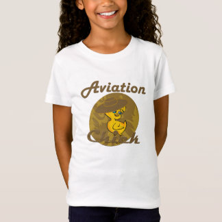 Aviation Chick #6 T-Shirt