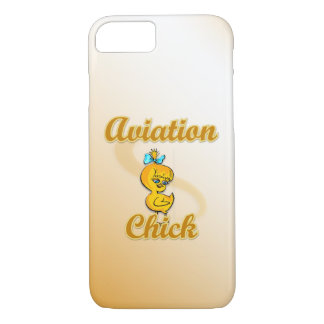 Aviation Chick iPhone 8/7 Case