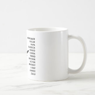 Aviation Code Mug