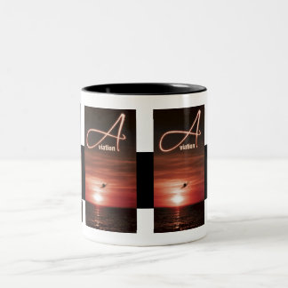Aviation flying office personal coffee mugs cups