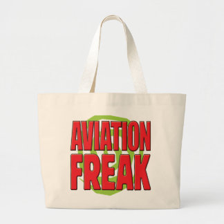 Aviation Freak R Canvas Bags