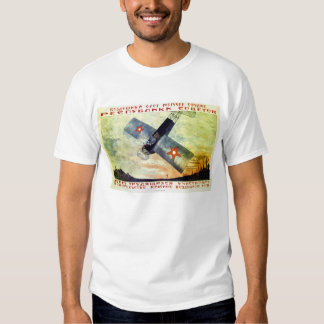 Aviation is the Might of the Soviet Republic T Shirt